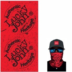 Бафф Lucky John RED | Norfin