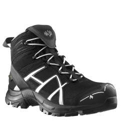 Ботинки Black Eagle Safety mid 40 Silver Black 2 сорт | HAIX