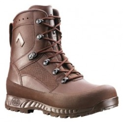Ботинки Gore-Tex Boots Combat High Liability Brown​ | Haix