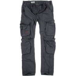 Брюки Airborne Slimmy Anthracite | Surplus