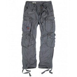 Брюки Airborne Vintage Trousers Grey | Surplus
