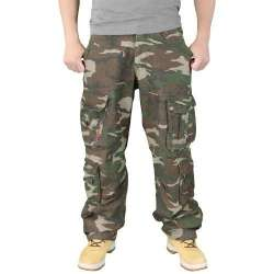 Брюки Airborne Vintage Trousers Woodland | Surplus