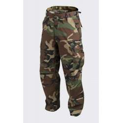 Брюки BDU US Woodland Cotton Ripstop | Helikon-Tex