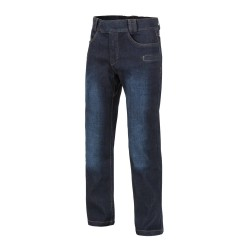 Брюки GREYMAN TACTICAL JEANS Dark Blue | Helikon-Tex