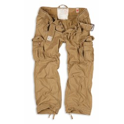 Брюки Premium Vintage Trousers Beige| Surplus