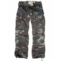 Брюки Premium Vintage Trousers Woodland | Surplus