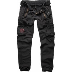 Брюки Royal traveler slimmy Royal Black | Surplus