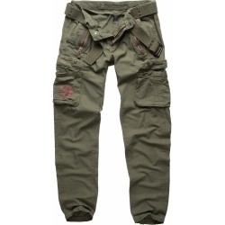 Брюки Royal traveler slimmy Royal Green | Surplus