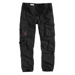 Брюки Airborne Slimmy Black | Surplus