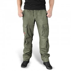 Брюки Airborne Slimmy Olive | Surplus