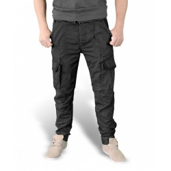 Брюки Premium Slimmy Black | Surplus