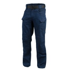 Брюки UTP Denim Dark Blue | Helikon-Tex
