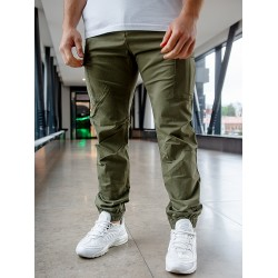 Брюки Vince Cargo Jogger 1036 Olive sage | Vintage Industries