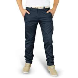 Брюки Xylontum Chino Trousers Black | Surplus