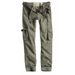 Брюки Женские Ladies Premium Trousers Slimmy Olive | Surplus