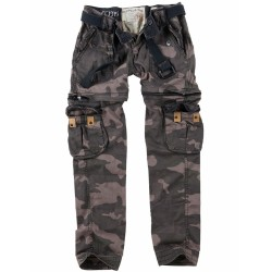 Брюки Женские Ladies Trekking Premium Blackcamo | Surplus