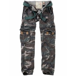 Брюки Женские Ladies Trekking Premium Woodland | Surplus
