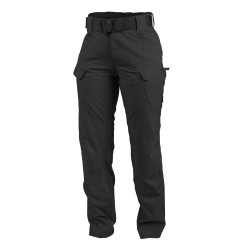 Брюки женские Womens UTW PR Black | Helikon-Tex