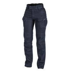 Брюки женские Womens UTW Denim Dark Blue | Helikon-Tex