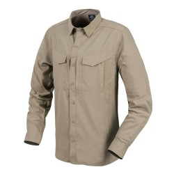 Рубашка Defender Mk2 Tropical Shirt Silver Mink | Helikon-Tex
