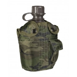 Фляга US Field 1L Woodland | Mil-tec