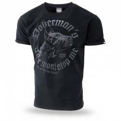 Футболка DANGEROUS DOG TS242 Black | Dobermans Aggressive