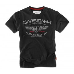 Футболка DIVISION TS122 Black | Dobermans Aggressive