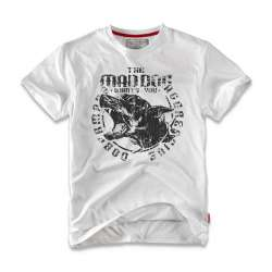 Футболка Mad Dog 2 Белая TS05 | Dobermans Aggressive
