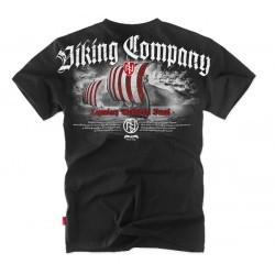 Футболка Viking Company TS130 Black | Dobermans Aggressive