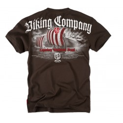 Футболка Viking Company TS130 Brown | Dobermans Aggressive