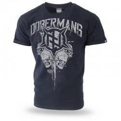Футболка Warrior TS177 Black | Dobermans Aggressive