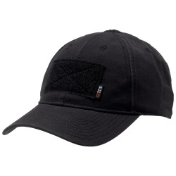 Кепка Flag Bearer Cap Black | 5.11 Tactical