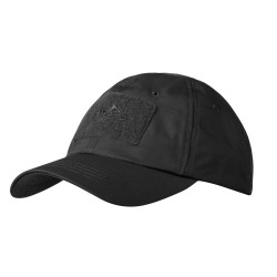 Кепка Tactical Baseball Black | Helikon-Tex