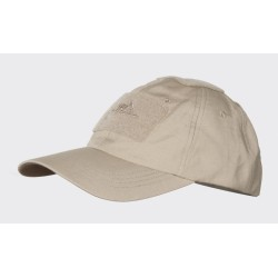 Кепка Tactical Baseball Khaki | Helikon- Tex