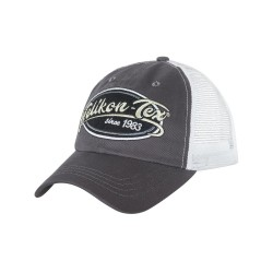Кепка TRUCKER Logo Black/Shadow Grey | Helikon-Tex