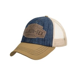 Кепка TRUCKER Logo Dark Blue | Helikon-Tex