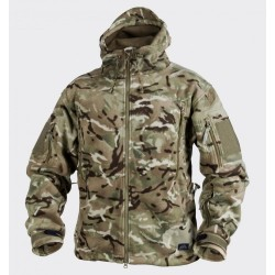 Кофта флисовая Patriot MP Camo | Helikon-Tex