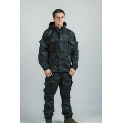 Костюм Горка 5 RS Black Multicam | Grizzly