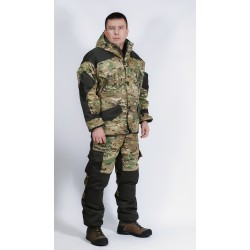 Костюм Горка 5 зимний ( - 20 ) Multicam | Grizzly