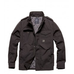 Куртка Alling jacket 2206 Black | Vintage Industries