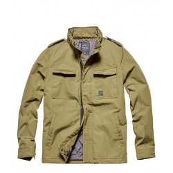 Куртка Alling jacket 2206 Olive | Vintage Industries