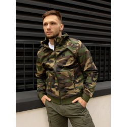 Куртка Ashore softshell 30102 Woodland | Vintage Industries