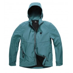Куртка Ather softshell 30104 Blue | Vintage Industries