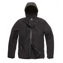 Куртка Ather softshell 30104 Black | Vintage Industries