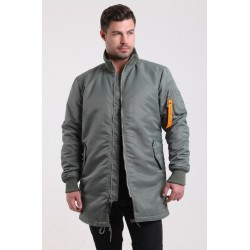 Куртка Bomber Long Turbo B-17 Olive | Apolloget
