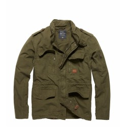 Куртка Cranford 2041 Dark Olive | Vintage Industries