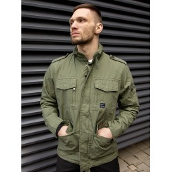 Куртка Cranford 2041 Olive Drab | Vintage Industries