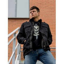 Куртка Ground 2203 Black | Vintage Industries