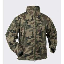 Куртка Gunfighter PL Woodland | Helikon-Tex