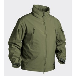Куртка Softshell Gunfighter Olive Green | Helikon-Tex